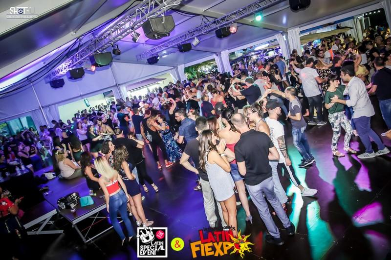 MARTEDÌ - LATINFIEXPO - 24 Luglio 2018