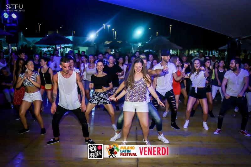 Milano Latin Festival - 04 Agosto 2017