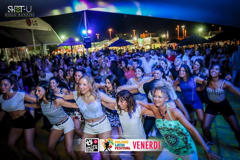 Milano Latin Festival - 07 luglio 2017