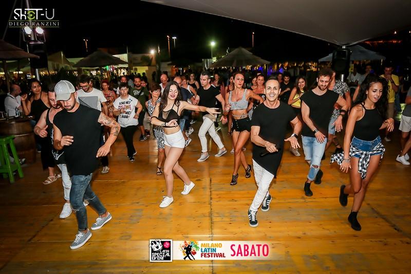 Milano Latin Festival - 22 Luglio 2017