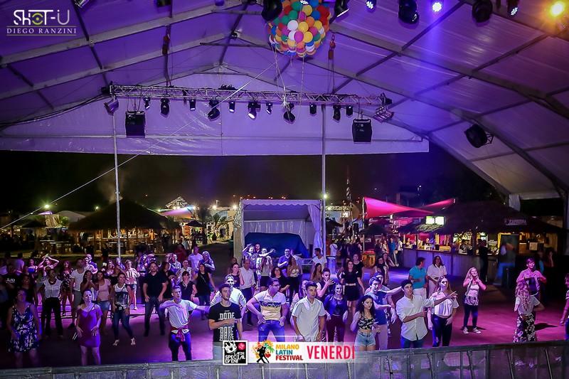 Milano Latin Festival - 9 Giugno 2017