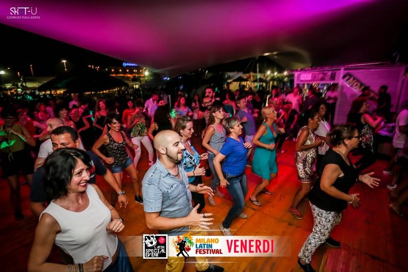 Milano Latin Festival - 21 Luglio 2107