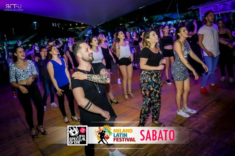 Milano Latin Festival - 29 Luglio 2017
