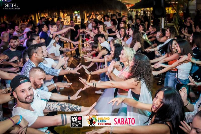 Milano Latin Festival - 1 Luglio 2017